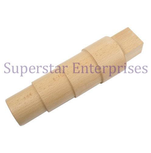 Wooden Step Bracelet Mandrel