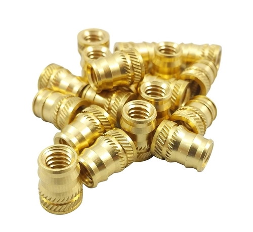 Brass Heat Set Inserts