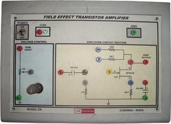 Transistor Amplifier Trainer