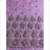 Ladies Embroidery Fabric