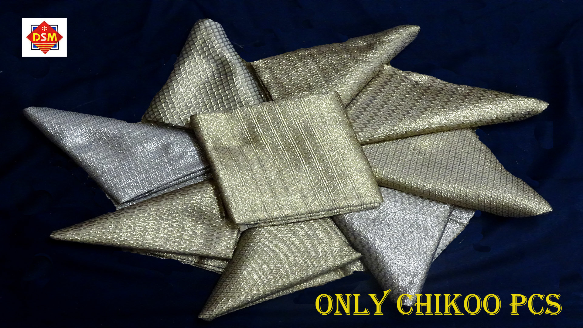 ONLY CHIKOO PCS