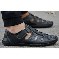 Mens Comfortable Leather Sandal