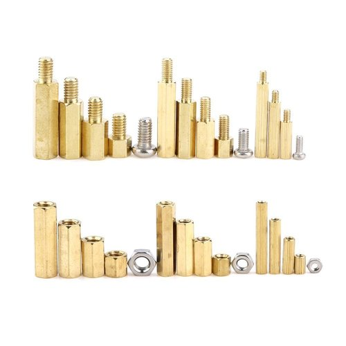 Brass Spacers & Pillars