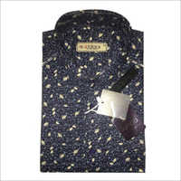 Mens Party Wear Printed Shirt