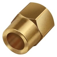 Brass Forged Flare Long Nut