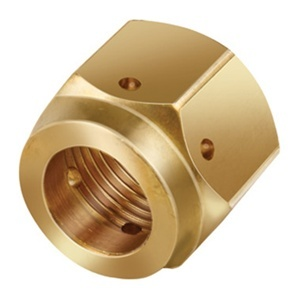 Brass Customized Flare Nuts