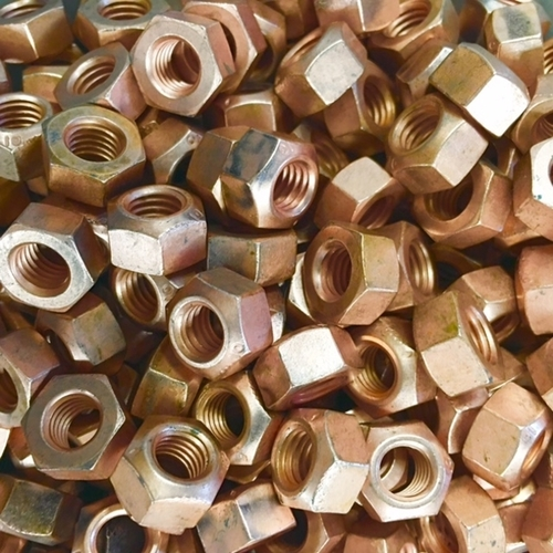 Brass Conical Lock Nuts