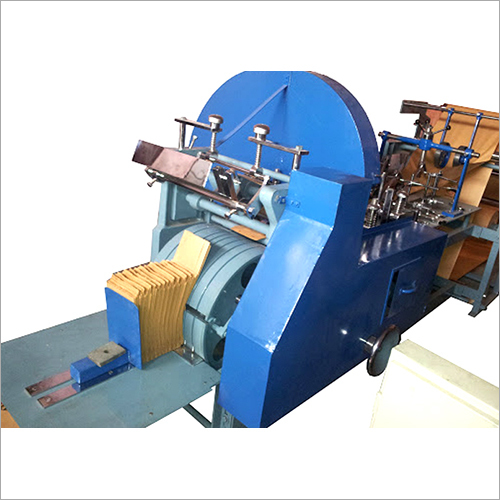 Paper Bag Machine