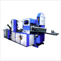 Fully Automatic Paper Napkin Machine