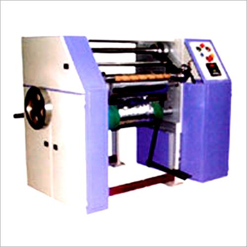 Aluminium Foil Rewinder Machine