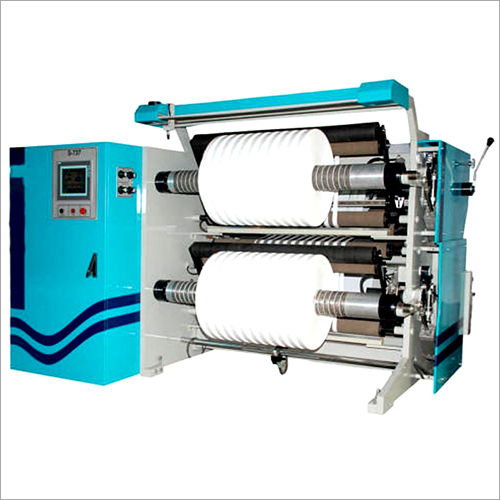 Roll To Roll Paper Slitting Machine