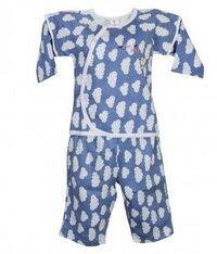 Archie Blue Baba Suit