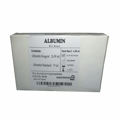Albumin Reagent Kit