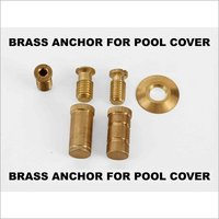 Brass Anchor For Pool Cover