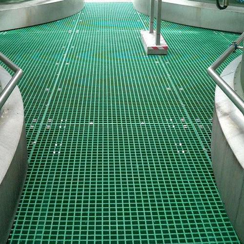 GRP Floor Grating