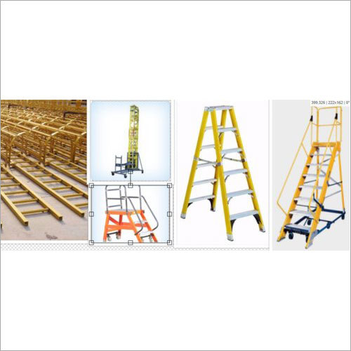 GRP Step Ladder Manufacturer,GRP Step Ladder Supplier,Exporter