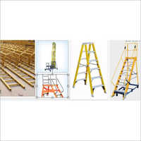 GRP Step Ladder