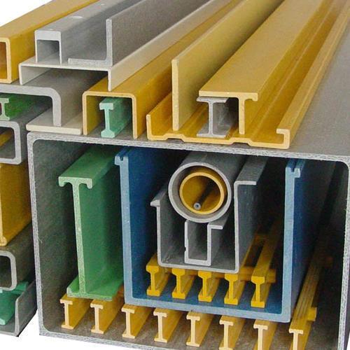 Glass Fiber Pultrusion Profiles
