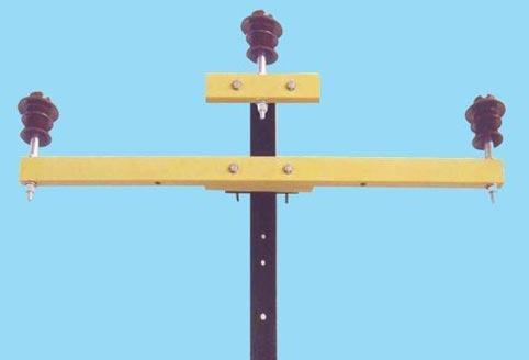 Fiber Reinforced Plastic Cross Arms