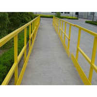 Painted GRP Handrails