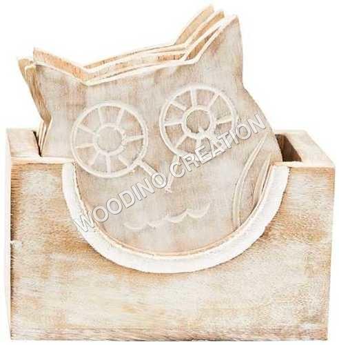 Designer Wooden Coasters