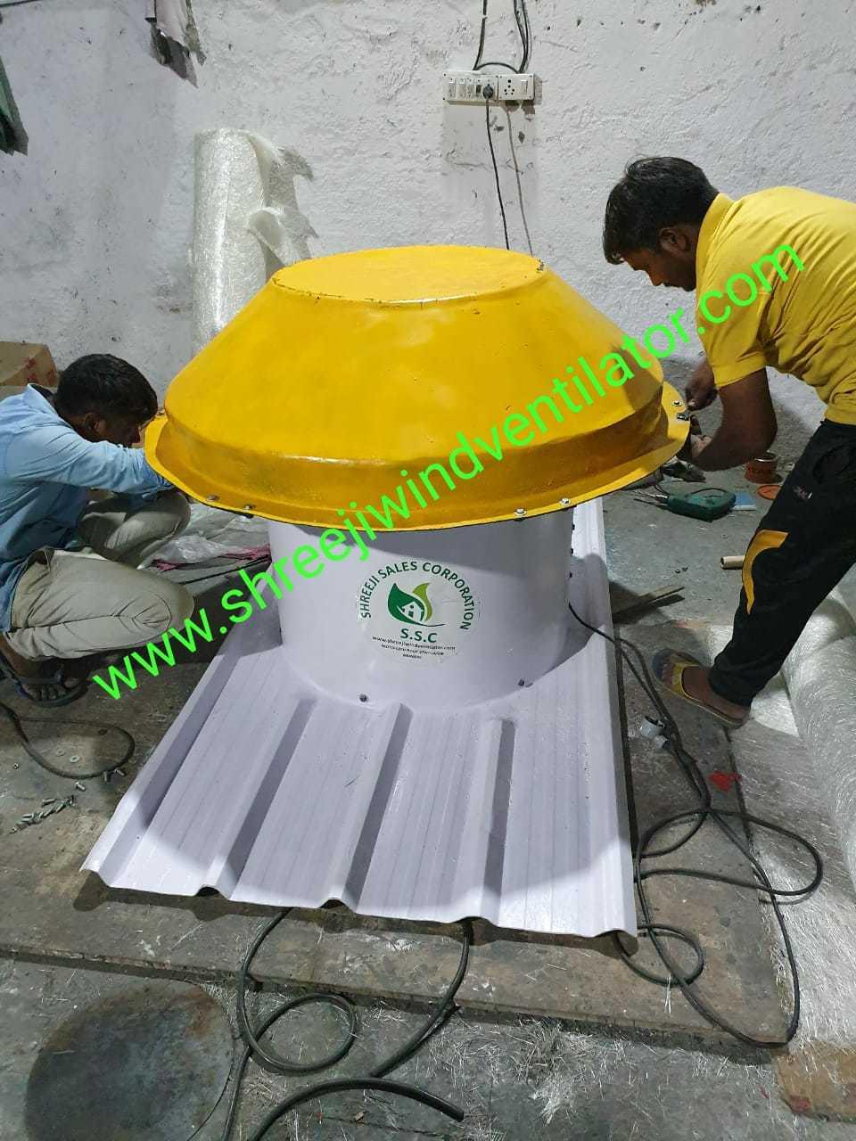 Motorized Ventilation System