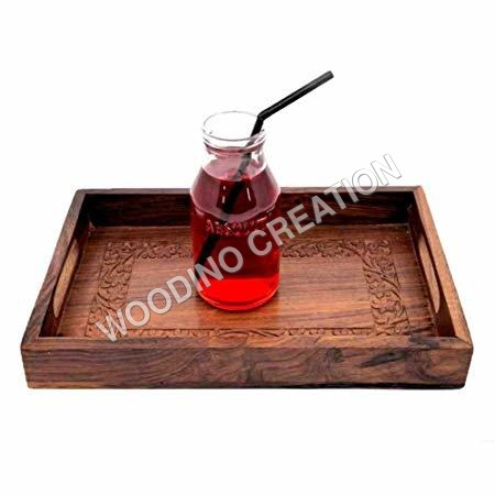 WOODEN TRAYS & PLATTERS