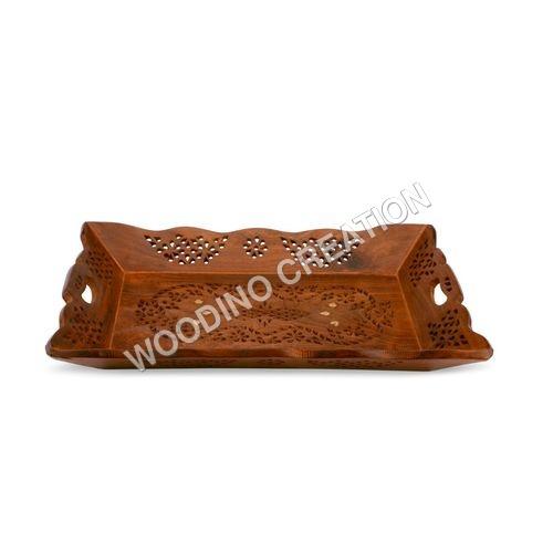 Designer Wooden Serving Tray