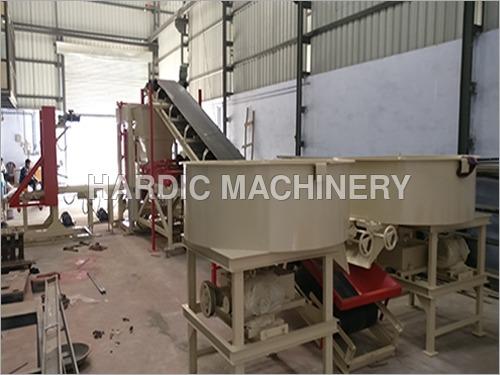 Hydraulic Pressure Fly Ash Brick Machine