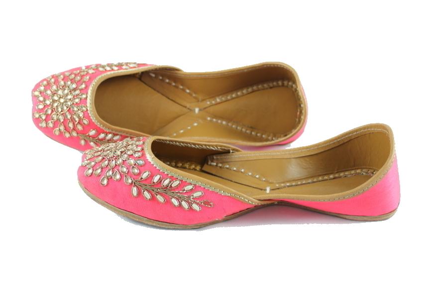 Latest Punjabi Jutti for Girls