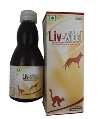 Liv-vitol  200ml-feed Supllement