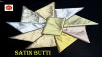 SATIN BUTTI PCS