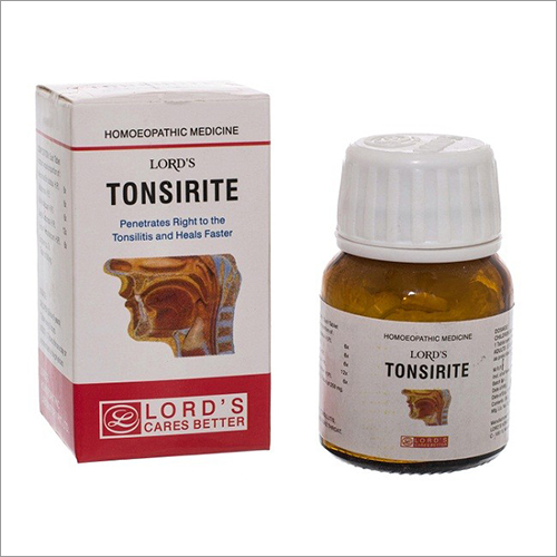 25gm Tonsirite Tablet