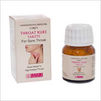 Homeopathic Throat Care Tablet