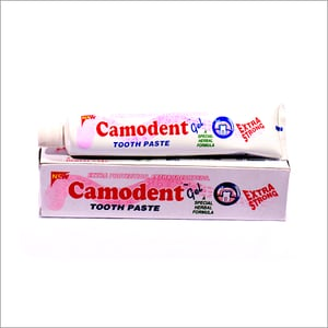 Camodent Gel Toothpaste