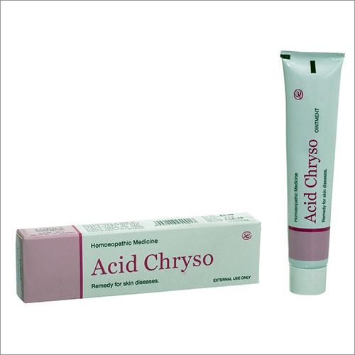 25gm Acid Chryso Ointment Cream