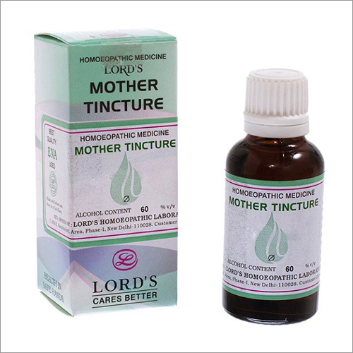 Mother Tincture Cubeba Off Drops