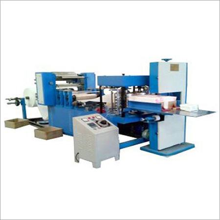 Paper Napkin Making Machine Double color Double Embossing
