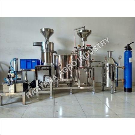 Soya Milk Machinery
