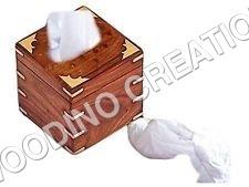 木组织箱子