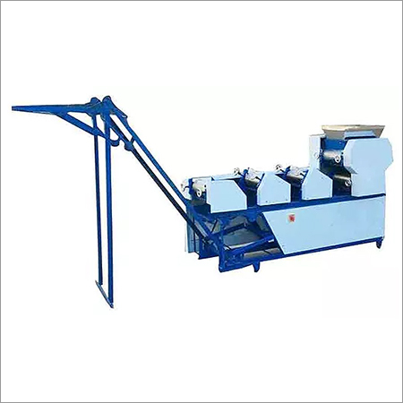 6 Roller Noodle Machine With Climbing Pole
