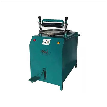 Green Hand Operated Papad Machine