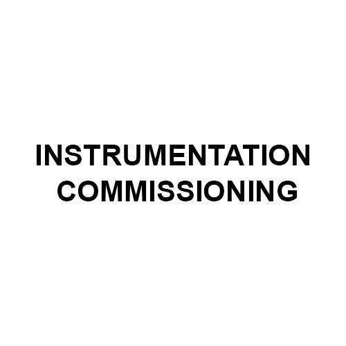 Instrumentation Commissioning