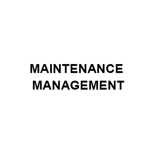 Maintenance Managementg