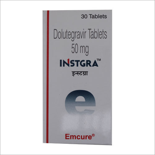 Dolutegravir Tablets 50mg