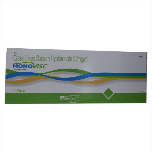 Sodium Hyaluronate injection