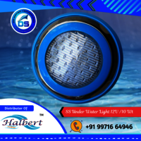 SS Under Water Light 12V /10 Wt