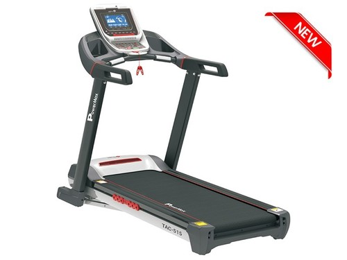 Bullrage Powermax Commercial 5HP Motorised Treadmill for Gym
