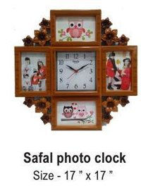 Safal Photo Clock