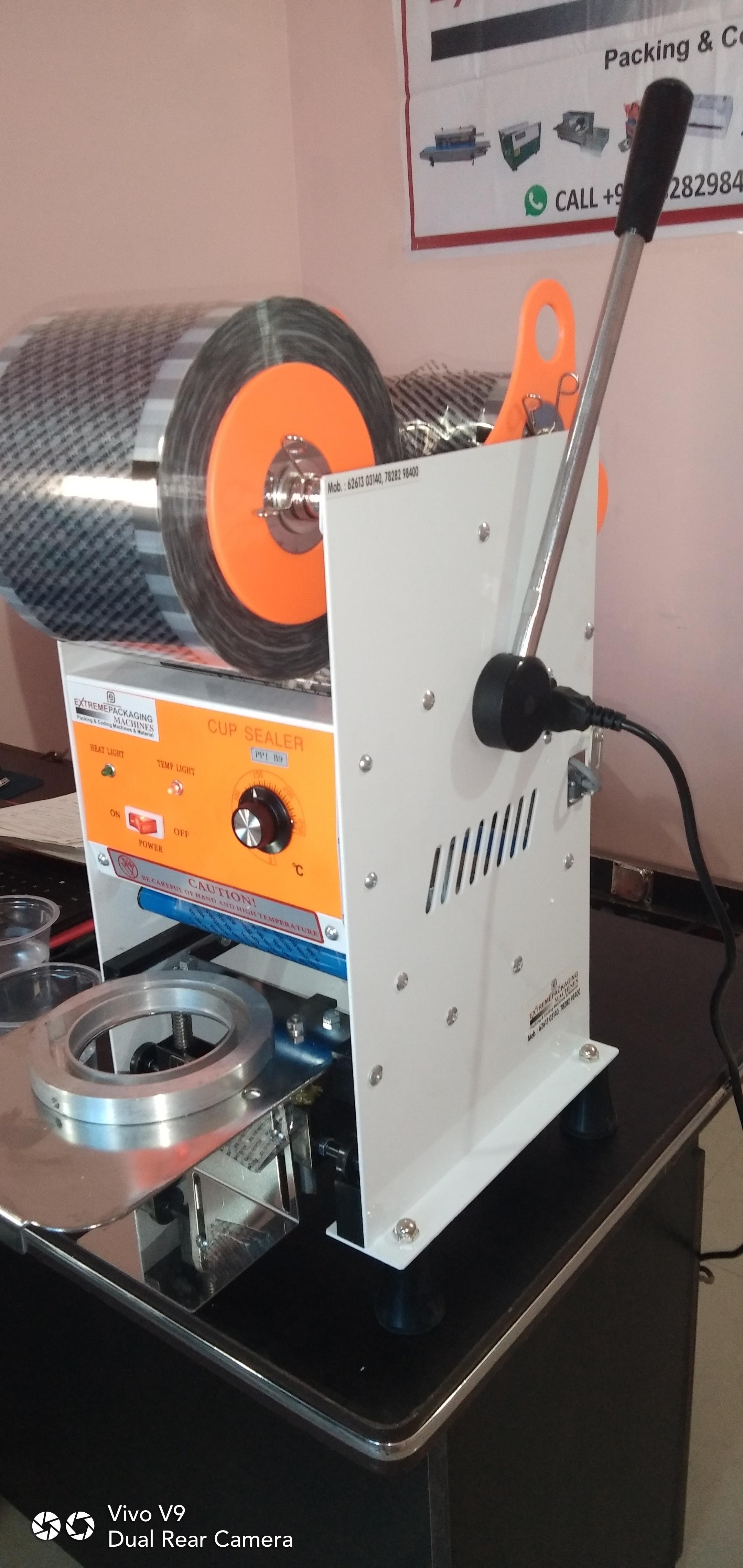 Cup sealer Machine ( Semi Automatic )